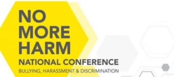 No More Harm national conference