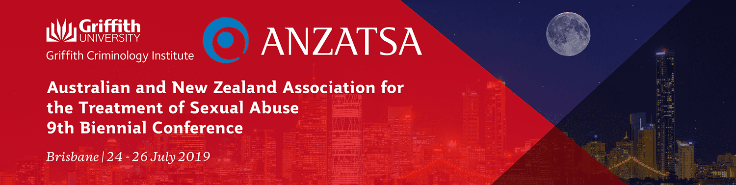 The 2019 Australian and New Zealand Association for the Treatment of Sexual Abuse Conference