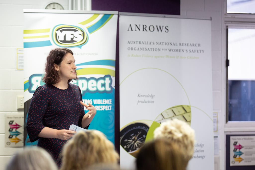 ANROWS Report Launch 19 0143