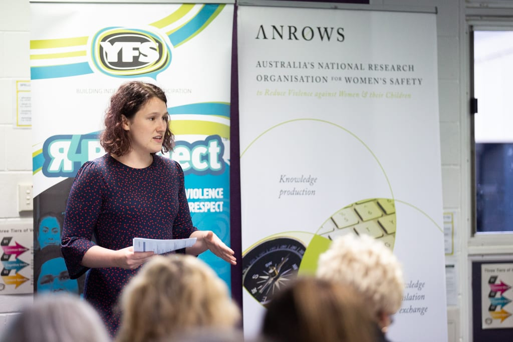 ANROWS Report Launch 19 0144