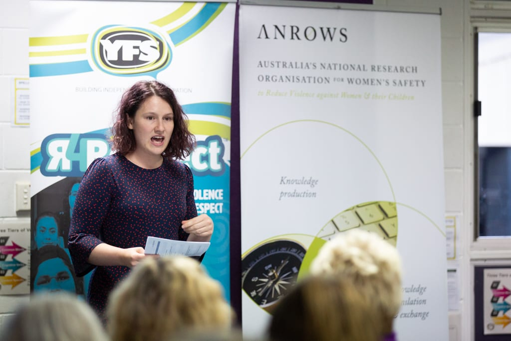 ANROWS Report Launch 19 0145