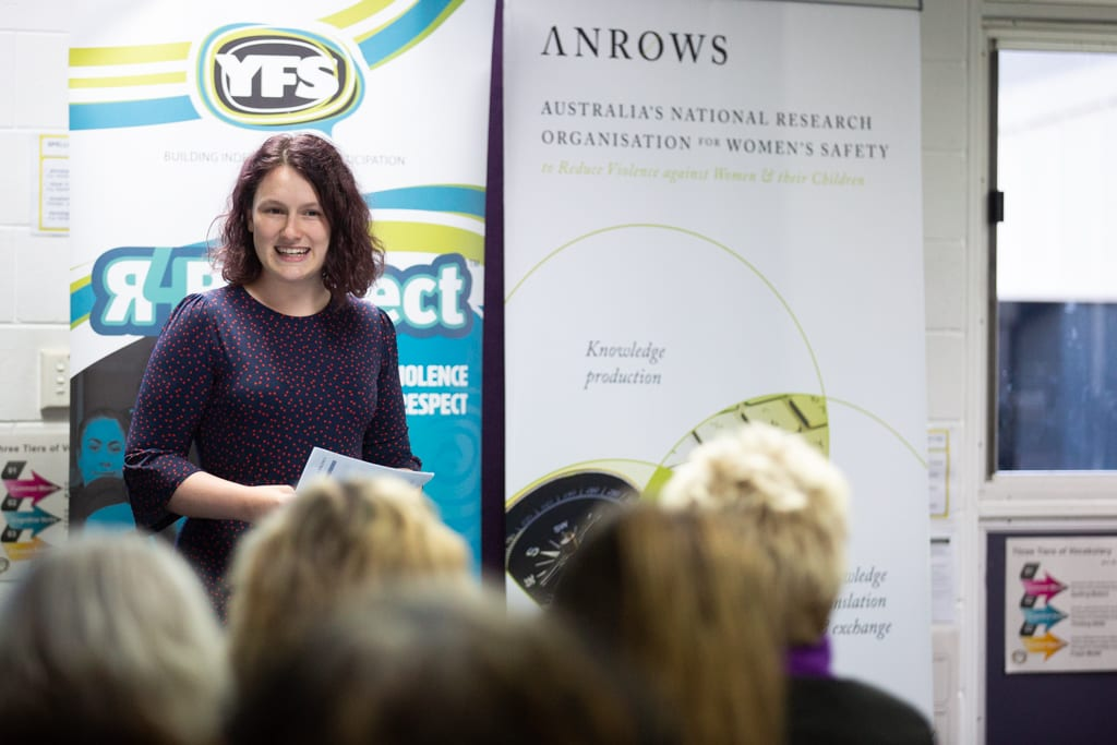 ANROWS Report Launch 19 0146