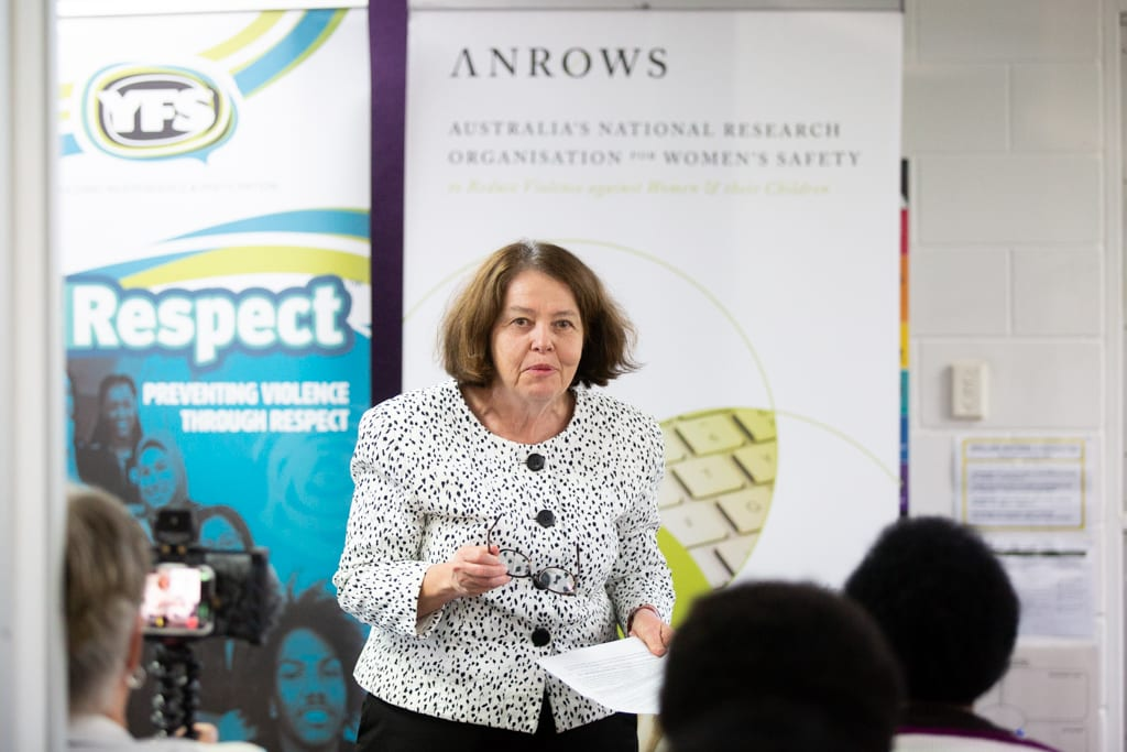 ANROWS Report Launch 19 0162