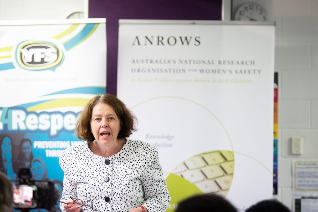 ANROWS Report Launch 19 0164