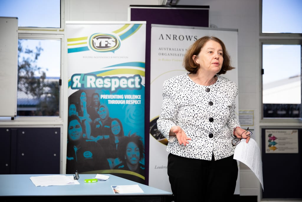 ANROWS Report Launch 19 0165