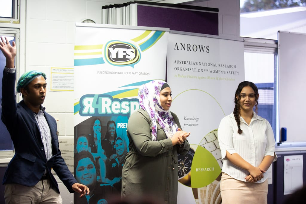 ANROWS Report Launch 19 0185