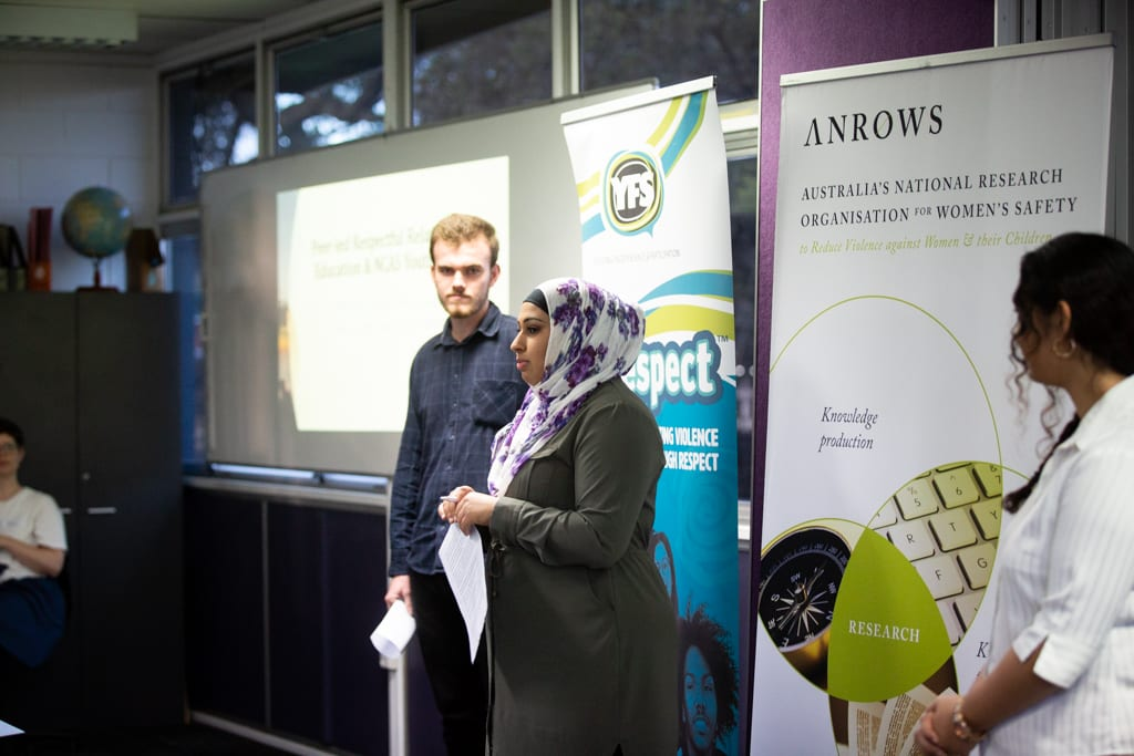 ANROWS Report Launch 19 0212