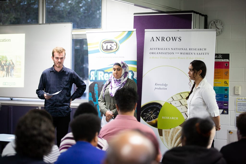ANROWS Report Launch 19 0214