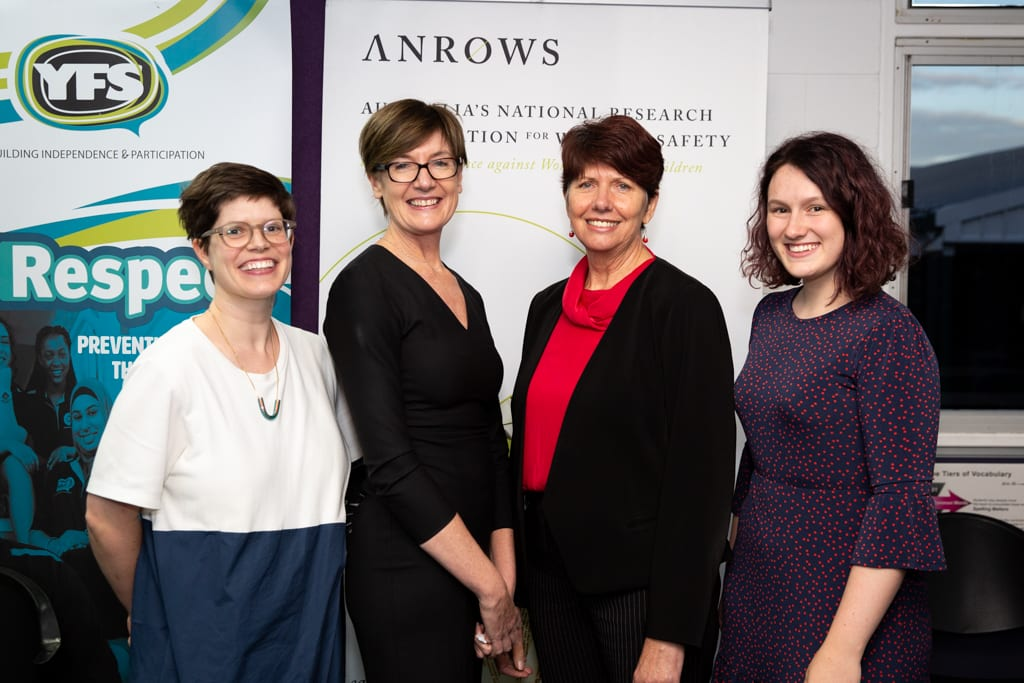 ANROWS Report Launch 19 0284